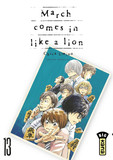 March comes in like a lion - Tome 13
